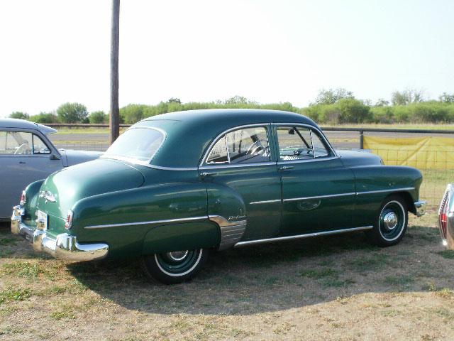 Whiz motor co for 1952 chevy 4 door